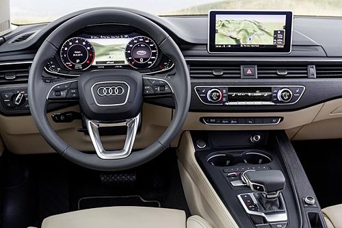 Audi A4_2015_22 interior salpicadero 400