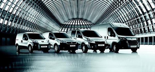 """Precios especiales en los """"4 Días Peugeot Professional"""""""