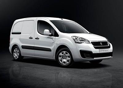 Las furgonetas Citroën Berlingo y Peugeot Partner seguirán en Vigo