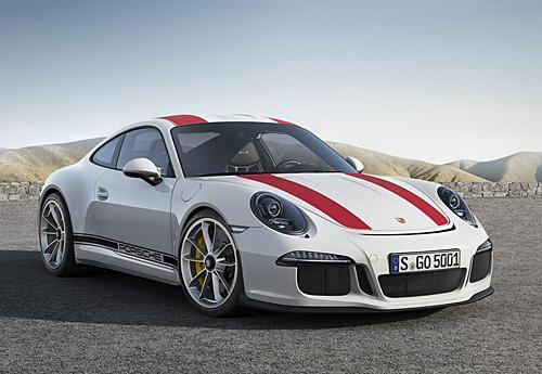 02 Porsche 911 R 2016 500