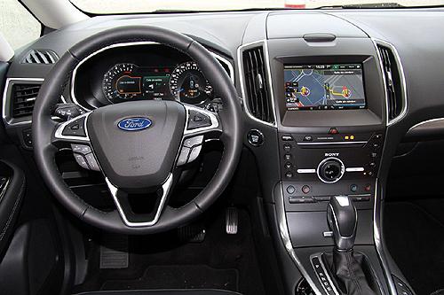 12 Ford Galaxy 2.0 TDCI 180 CV Titanium 500
