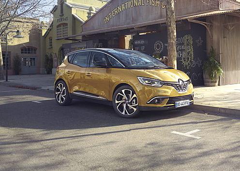 21 Renault Scenic 2016 500