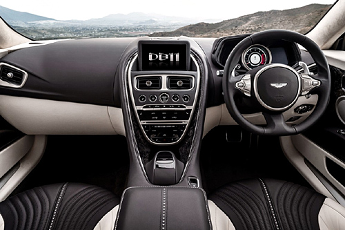21_Aston Martin DB11 interior 500