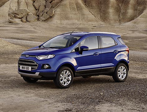 Ford EcoSport_Rumania
