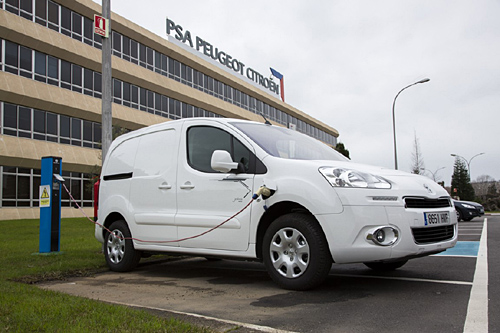 Peugeot Partner Electric 05 500