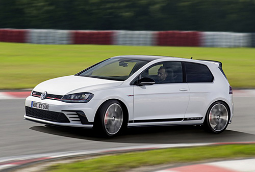 VW Golf GTI Clubsport 22 500