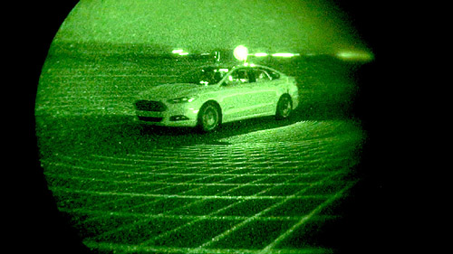 Ford conducción autónoma