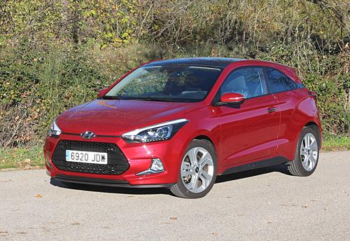 02 Hyundai i20 Coupe 1.4 CRDi 90 CV 500