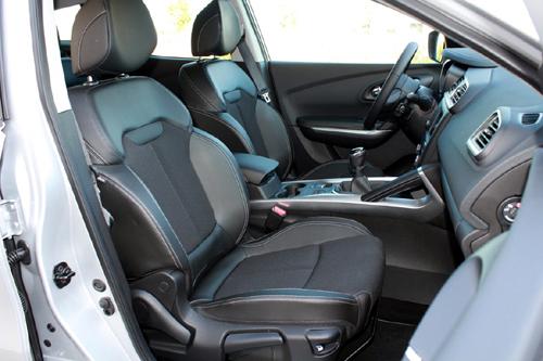 31 Renault Kadjar 1.5 dCi 110 CV Zen interior asientos delanteros 500