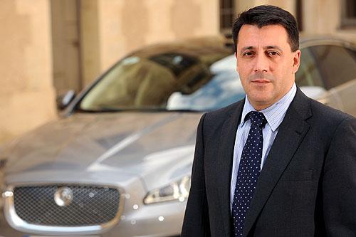 Luis Antonio Ruiz - Presidente y Consejero Delegado Jaguar Land Rover España y Portugal_3