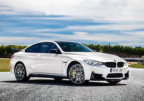 BMW M4 Coupé C.S.