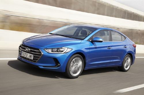 Hyundai Elantra (Primer contacto)