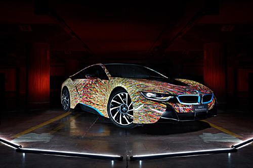 01 BMW i8 Futurism Edition 500