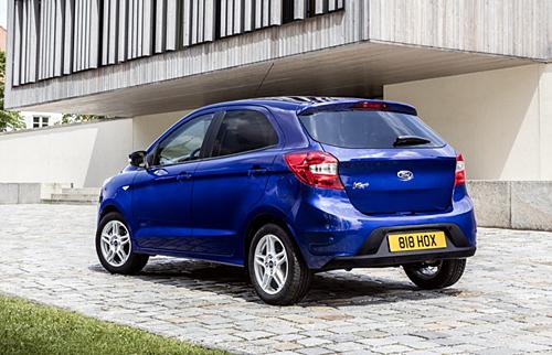 03 Ford Ka plus + 2016 500