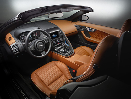 57 Jaguar_FTYPE_SVR_Convertible 2016 interior 500