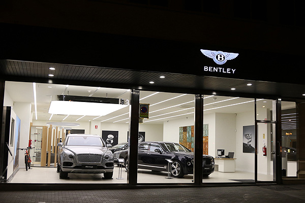 Bentley Madrid