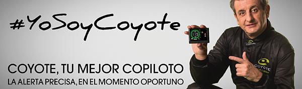 Luis Moya - Coyote 600