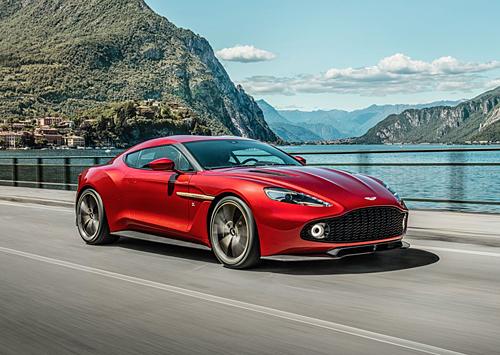 01 Aston Martin Vanquish Zagato Coupe 500