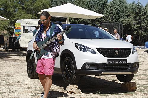 Peugeot revive Fresno de Torote con su SUV Trophy