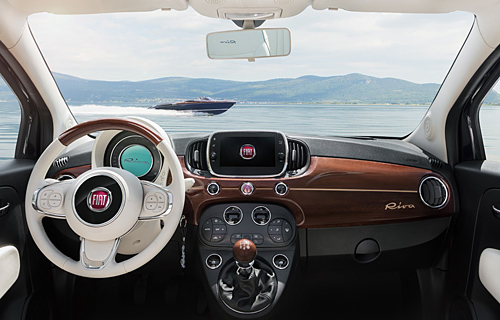 Fiat_500_Riva_11 interior salpicadero 500