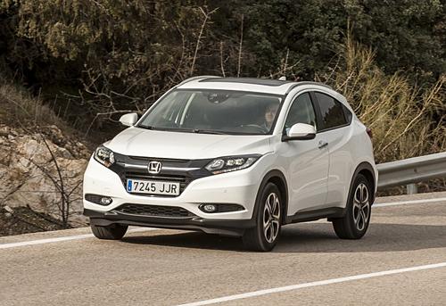 Prueba: Honda HR-V 1.6i-DTEC Executive