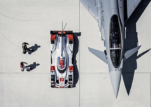 02 Audi-R18-e-tron-quattro-y-Eurofighter-Typhoon 500