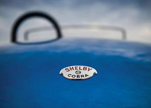 14 Shelby Cobra CSX2000 500