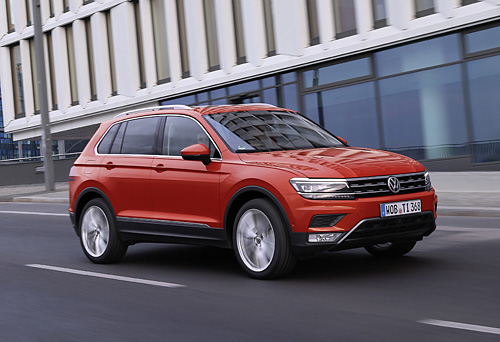 Volkswagen Tiguan (Primer contacto)