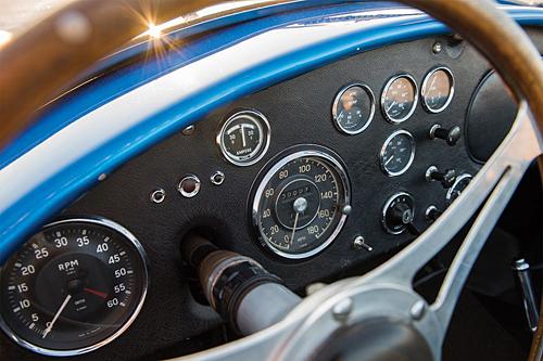 28 Shelby Cobra CSX2000 cuadro 500