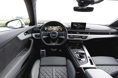 52 Audi S5 2016 interior salpicadero 500