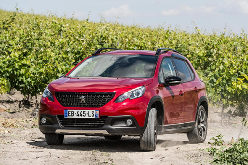 Peugeot 2008 Restyling (Primer contacto)