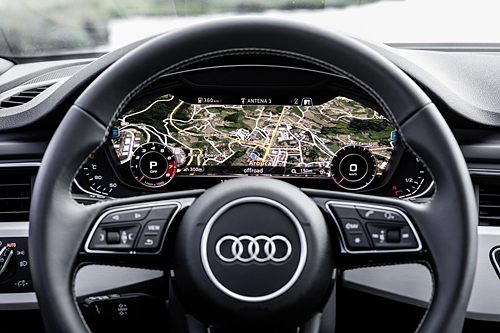 55 Audi S5 2016 interior salpicadero virtual cockpit 500