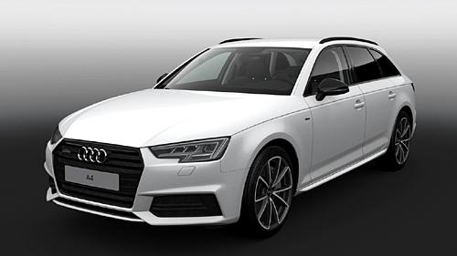 Audi-A4-Avant-Black-line 500