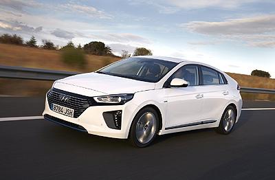 Hyundai Ioniq Hybrid (Primer contacto)