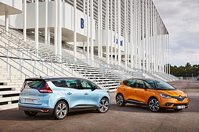 Renault Scénic y Grand Scénic