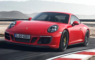 Porsche 911 GTS MY17