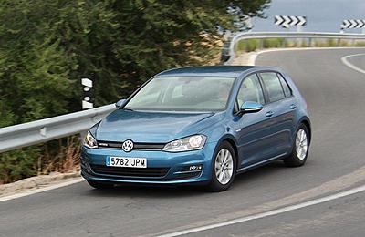 Prueba: Volkswagen Golf 1.0 TSI BlueMotion
