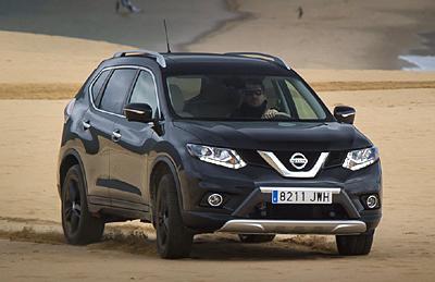 Nissan X-Trail 2.0 dCi 177 (Primer contacto)