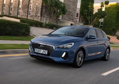 Hyundai i30 (Primer contacto)