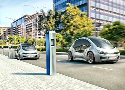 Electromovilidad Bosch en la nueva división Powertrain Solutions