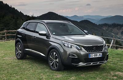 "Peugeot 3008, Premio Motor Mundial ""SUV del Año 2017"""