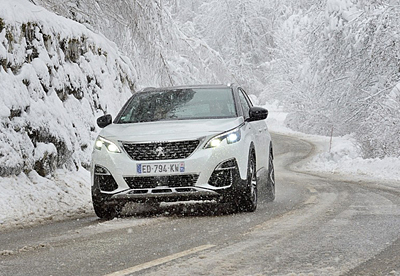 Peugeot 3008 Advanced Grip Control
