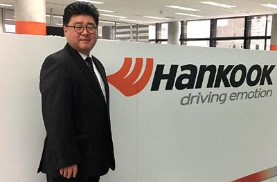 Yang-Hun Kim, nuevo Director General de Hankook España