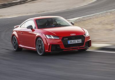 Audi TT RS (Primer contacto)