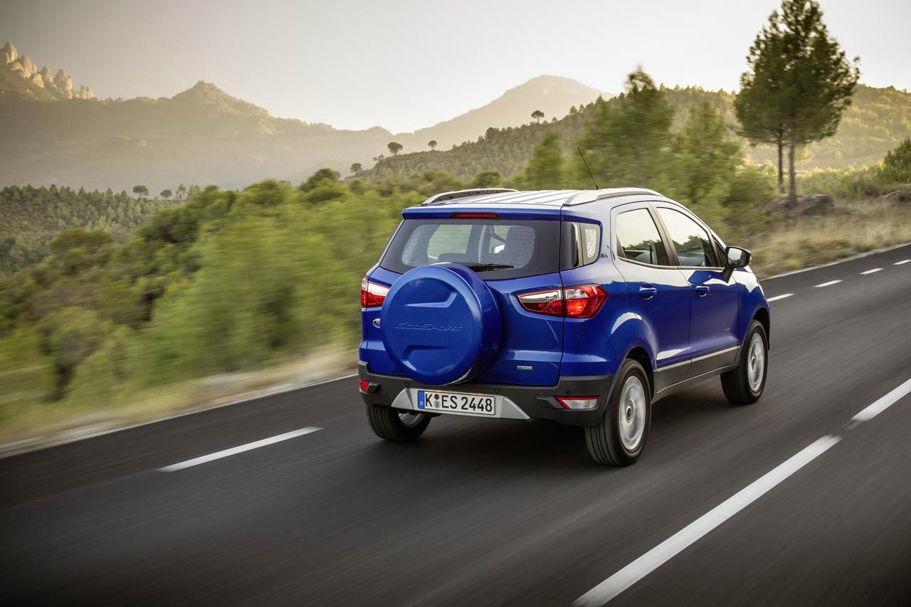 Ford Ecosport Primer Contacto Motormundial