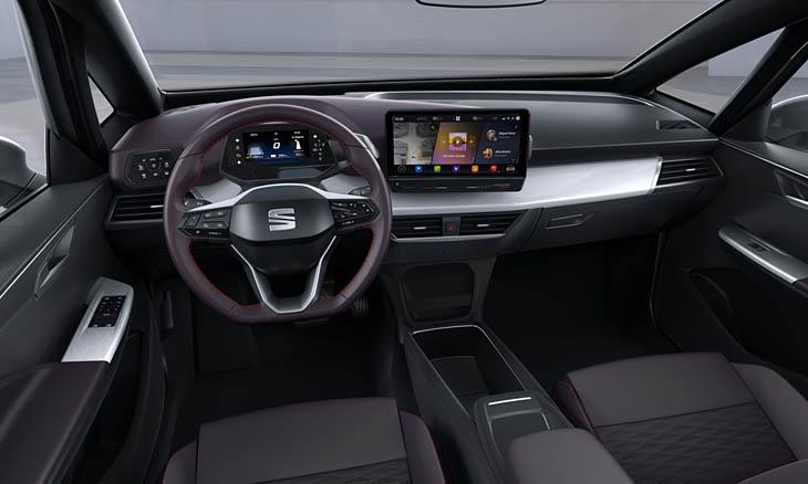 Seat El-Born Concept - MotorMundial