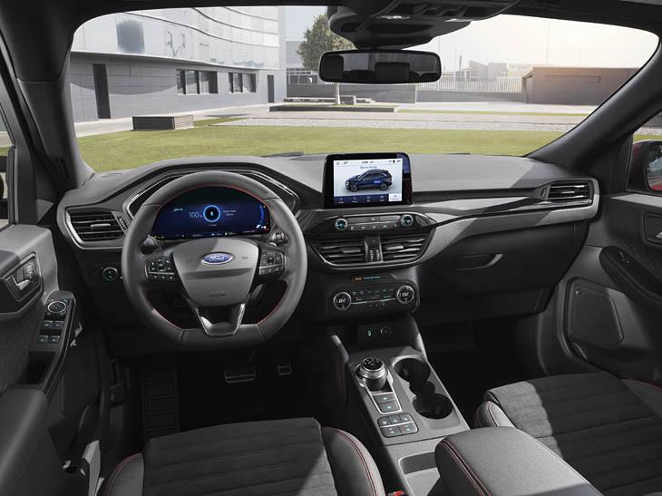 Ford Kuga 2020 Motormundial